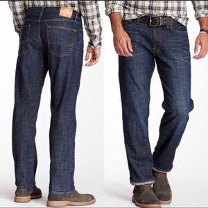 Lucky Brand Men's Jeans 363 Straight